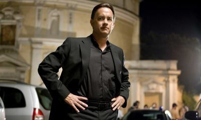 "Tom Hanks stars in Columbia Pictures' suspense thriller ""Angels & Demons."""