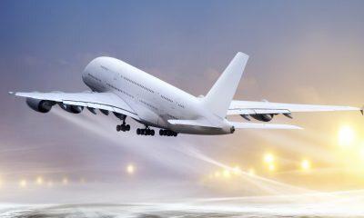 white-big-plane
