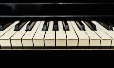 The keys of a piano photographed Feb. 16, 2015 by Summer Galyan / for Angie's List